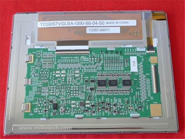 TCG057VGLBA-G00|LCD Parts Sourcing|